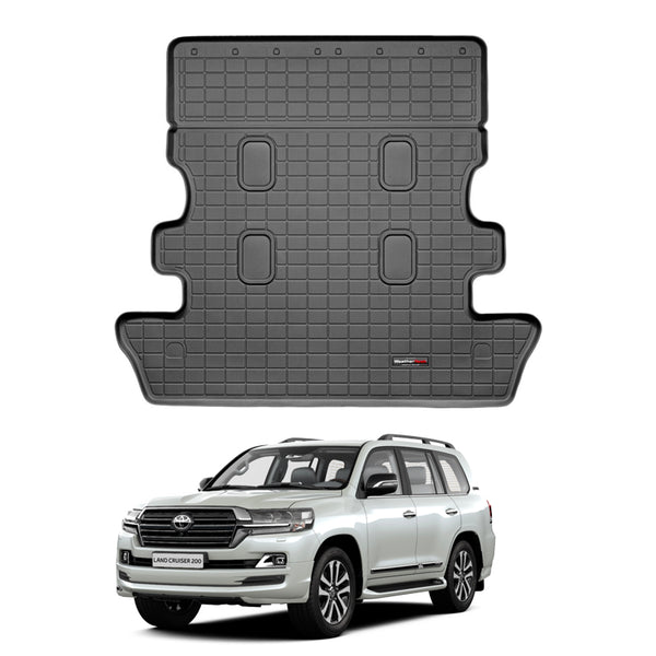 WeatherTech Cargo Liner (Black) for 2013-2020 Toyota Land Cruiser 200