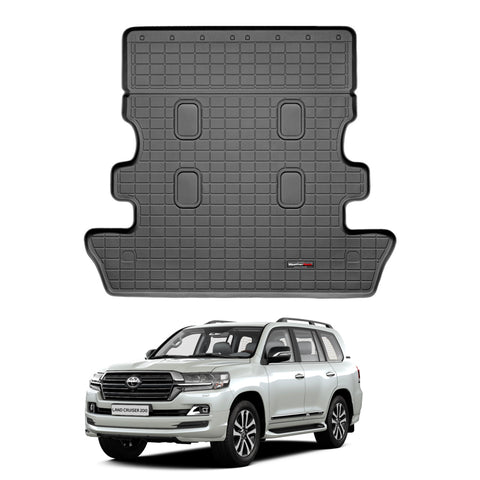 WeatherTech Cargo Liner (Black) for 2013-2021 Toyota Land Cruiser 200