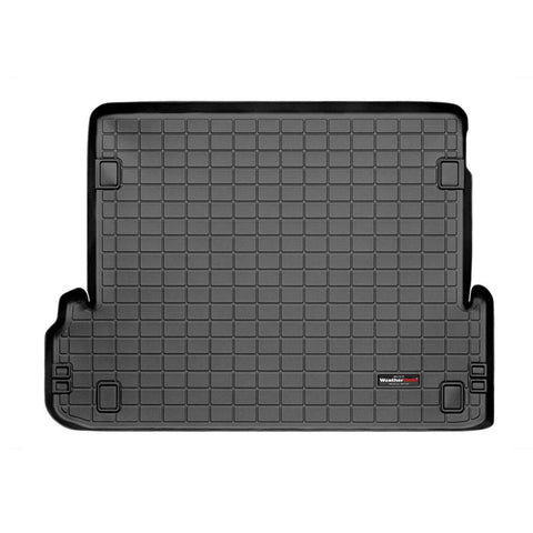 For 2018 Toyota Land Cruiser Prado WeatherTech® Cargo Liner (Black)