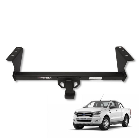 Towing/Trailer Hitch Receiver Class 3 for 2012-2021 Ford Ranger (Export Model)