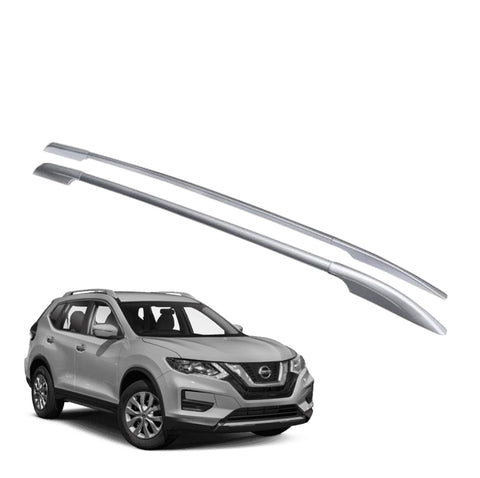 Roof Bars Factory Style (Aluminum) for 2015-2020 Nissan X-Trail / Rogue
