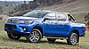 Roll Bar (Flat Base) for 2012-2021 Chevrolet Colorado (Export Model)