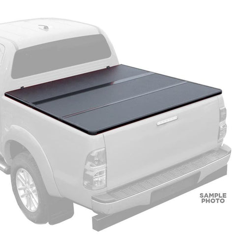Hard Tri-Fold Tonneau Cover for 2003-2015 Mitsubishi L200 (Double Cab)