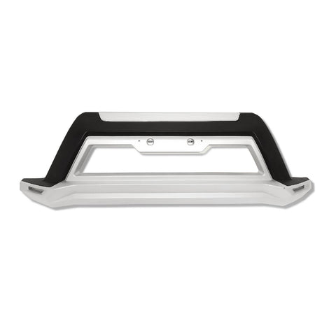 For 2016-2018 Nissan NP300 Front Bumper Guard (With LED Lights)