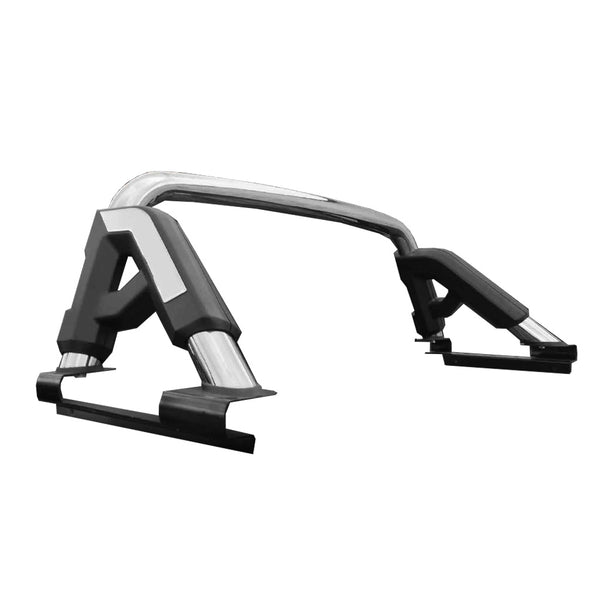 Roll Bar with Tonneau Cover Support for 2016-2019 Nissan NP300