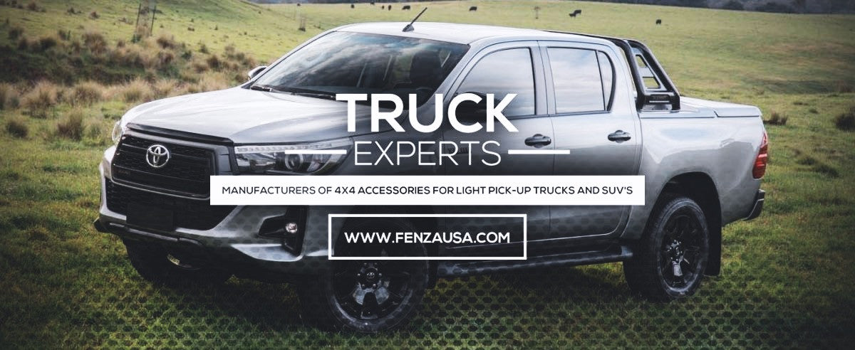 Truck and SUV accessories