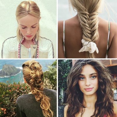 Holiday Hair: 10 Instagram-Worthy Beach Hairstyles Without The Fuss