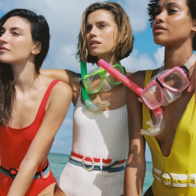 The Swimwear It-List: The Biggest Swimwear Trends For 2018