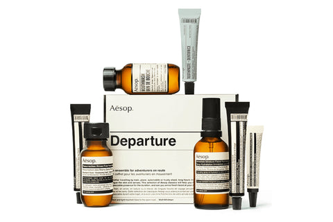 Aesop skincare Travel Kit