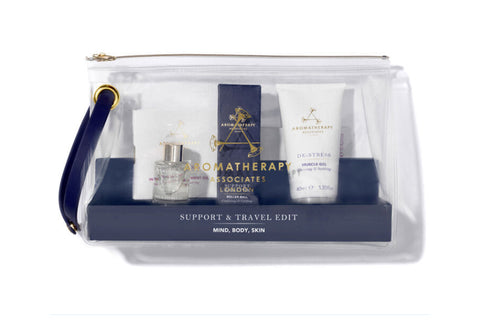 Aromatherapy Associates, Support & Travel kit