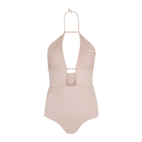 Clube Bossa Pale Pink One Piece