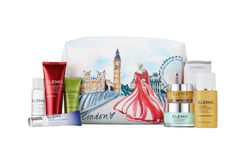 Elemis The Luxury Travel kit Collection Essentials for Her