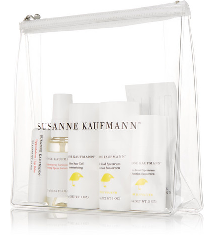 Susanne Kaufmann skin care Travel kit