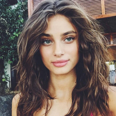 Taylor Hill Beach Waves Hair