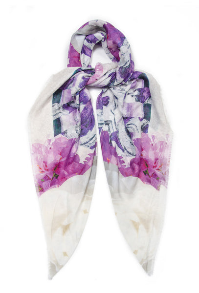 Amalfis Siracuse Cashmere Scarf