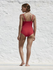 Cherry Contour One Piece