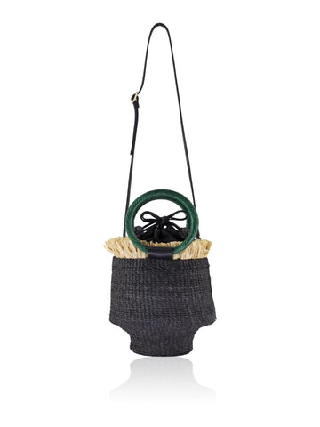 Black Ada Bucket Bag