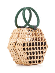 Hera Wicker Handbag
