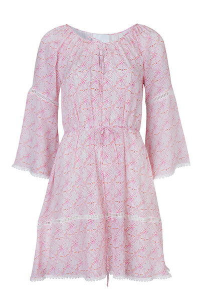 Pink Mandrem tunic dress