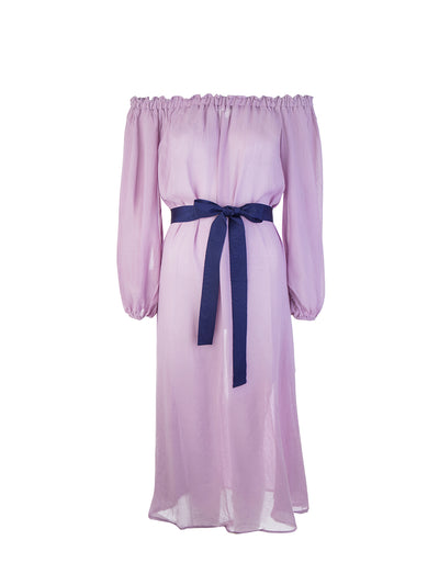 Lilac Summer Of Love Dress