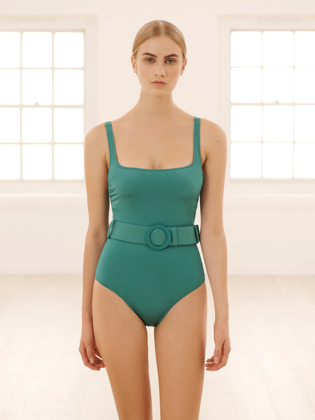 Green Cassandra Swimsuit
