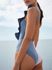 Otto Ruffle Swimsuit