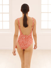 Red Freda Swimsuit