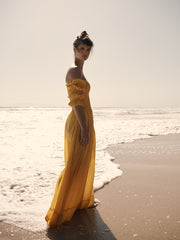 Citrus Lora Maxi Dress