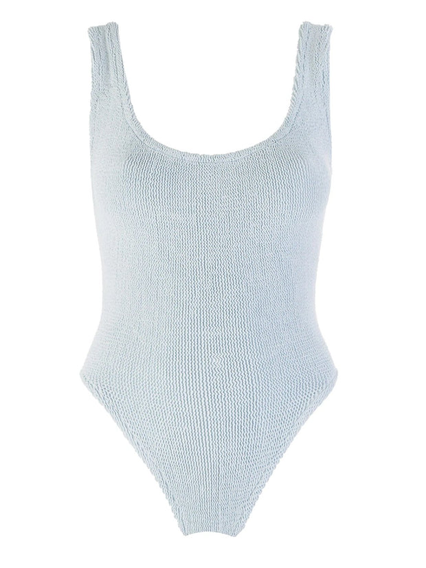 Baby Blue Classic One Piece