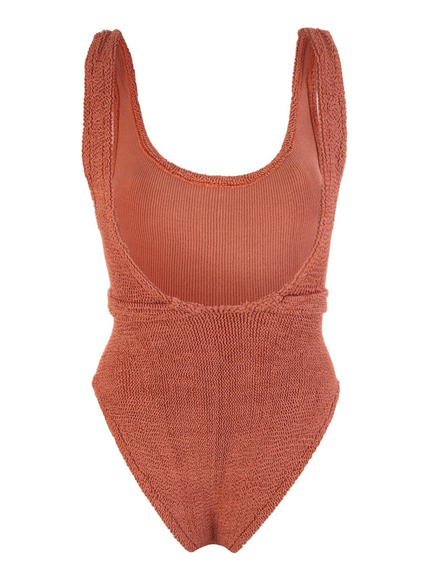 Solitaire Metallic Rust One Piece