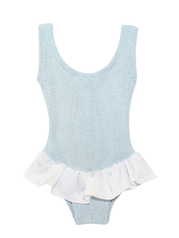 Baby Blue Baby Denise One Piece