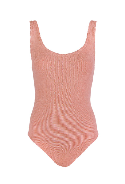 Peach Classic One Piece