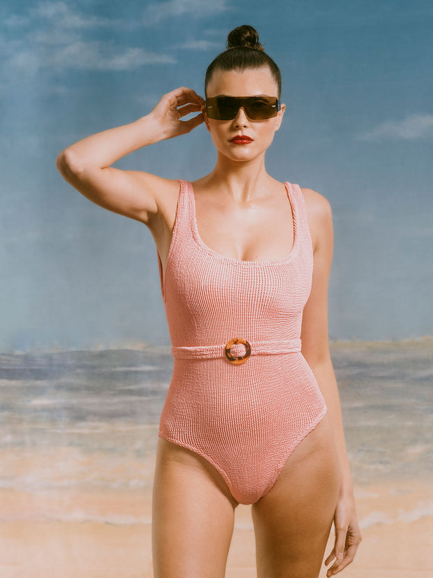 Peach Solitaire One Piece