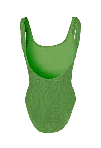 Lime Green Classic One Piece
