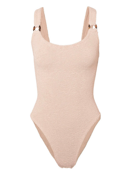 Nude Domino One Piece