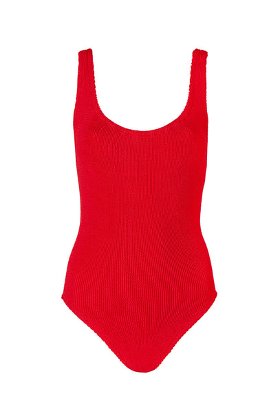 Red Classic One Piece