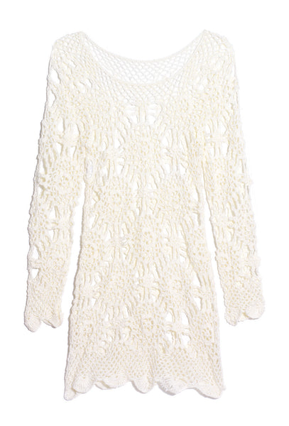 Sixty Six Crochet Dress