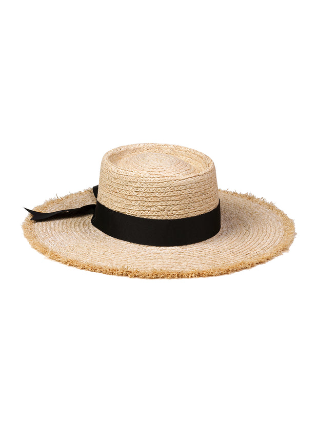 The Ventura Boater Hat