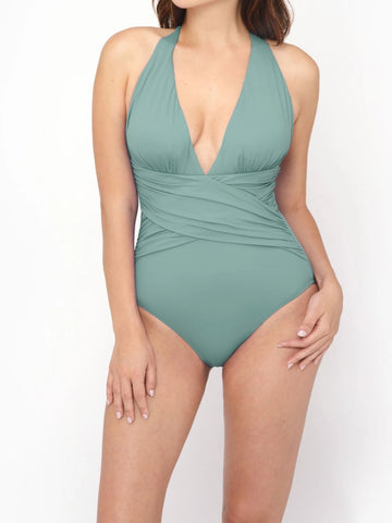 Green Greta One Piece