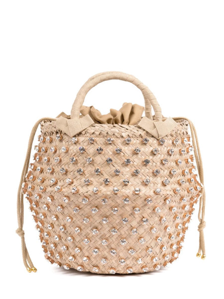 PRE-ORDER Crystal Small Nina Bag