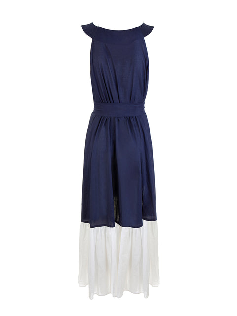 Navy Blue Hera Dress