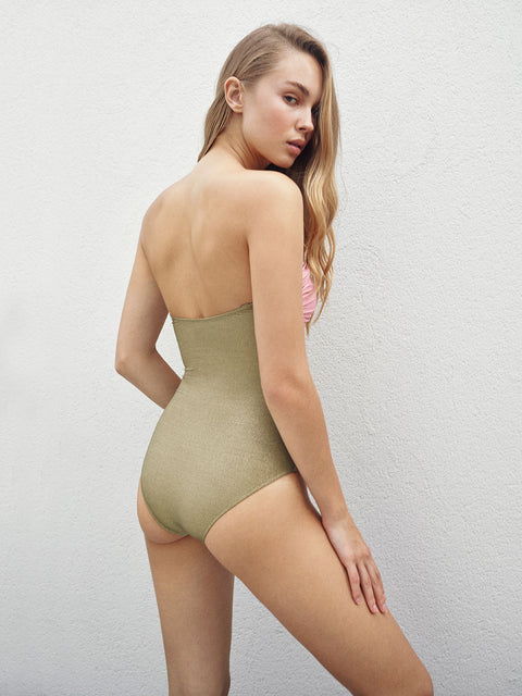 Capella Lurex Swimsuit