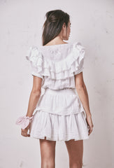 Antique White Liv Dress