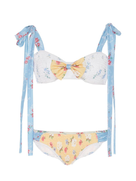 PRE-ORDER Ginger Mixed Floral Bikini