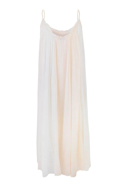 Reve Pastel Rainbow Gauze Dress