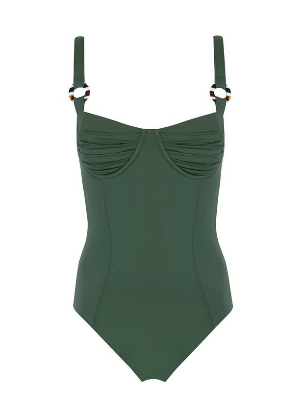 Green Grace One Piece