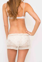 Beach Comber Shorts In Natural