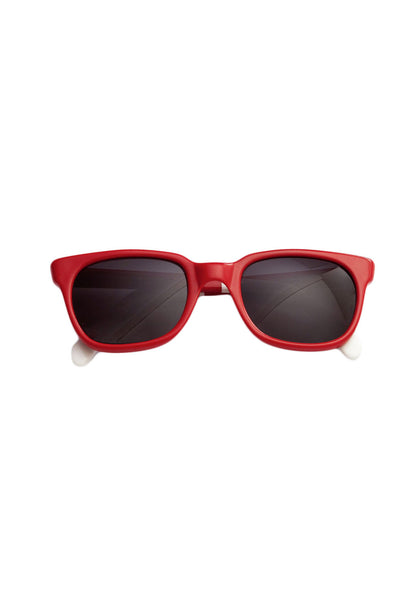G11-S Solid Red Sunglasses