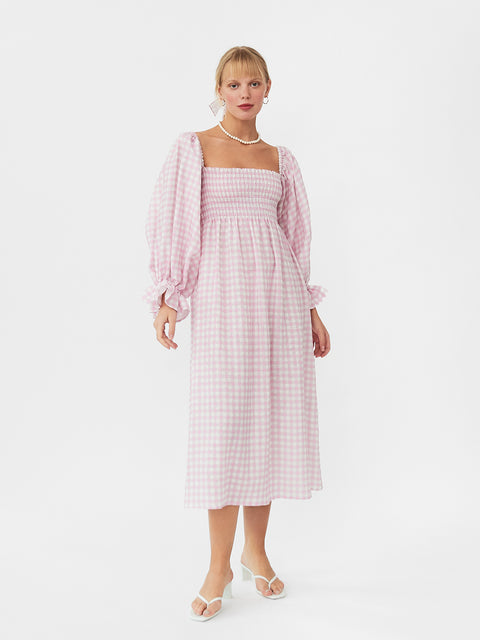 Atlanta Vichy Dress