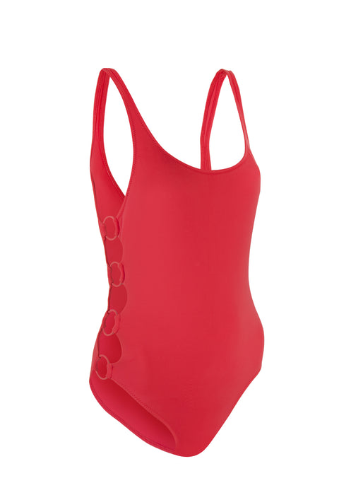 Red The Jennifer One Piece